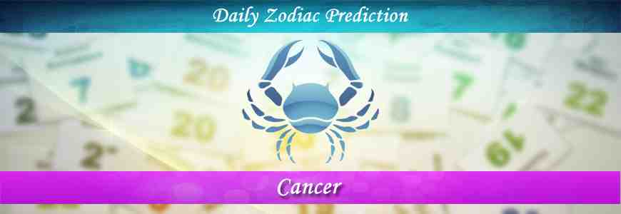 Cancer Daily Horoscope for Today -FreeKundli com