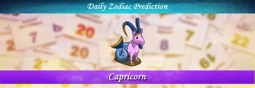 capricorn daily horoscope today