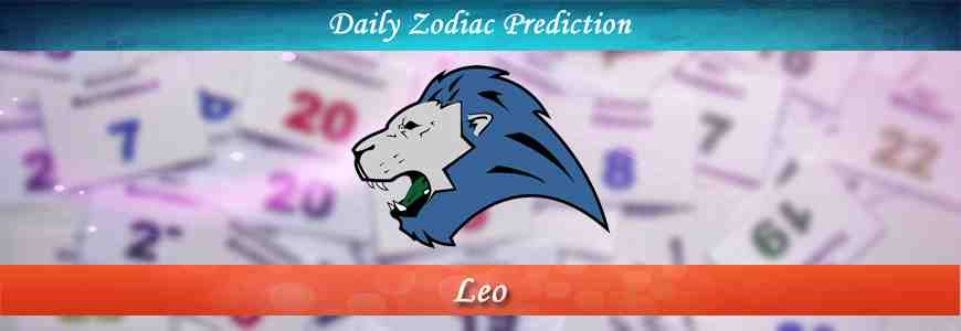 leo daily horoscope today