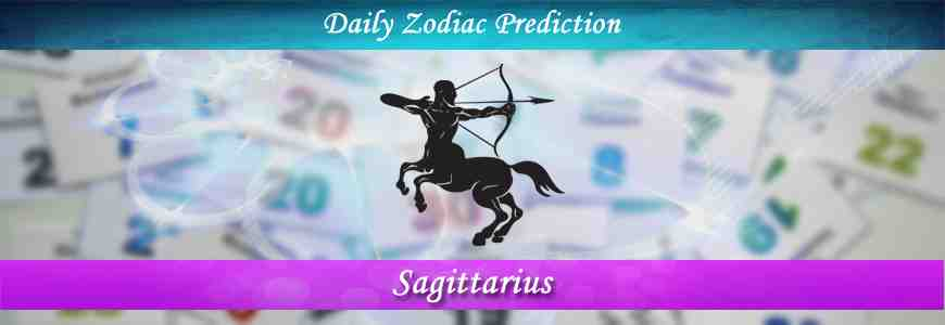 sagittarius daily horoscope today