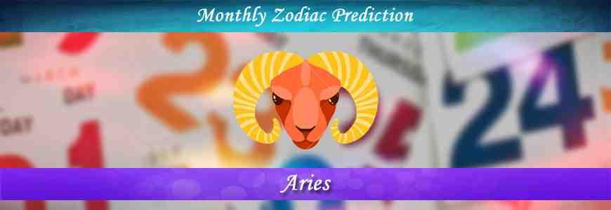 Aries Monthly Horoscope Chart -FreeKundli com