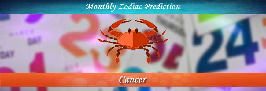 cancer monthly horoscope chart