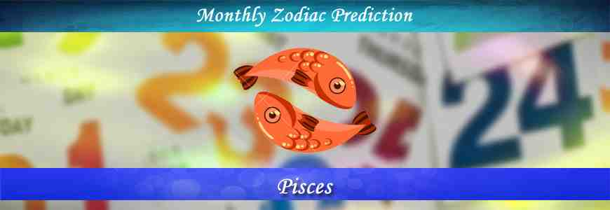pisces monthly horoscope chart