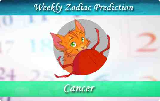 cancer weekly horoscope forecast thumb