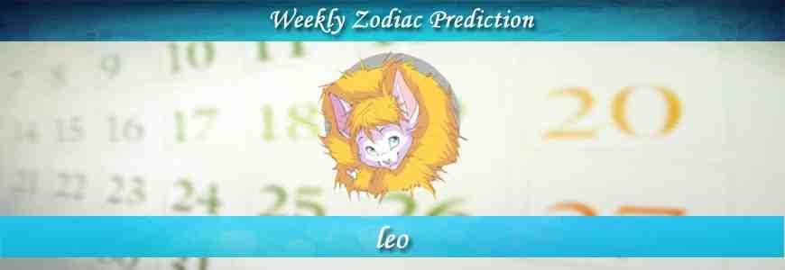 Leo Weekly Horoscope Forecast -FreeKundli com
