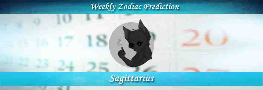 sagittarius weekly horoscope forecast