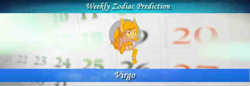 virgo weekly horoscope forecast